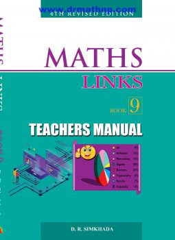 Teachers Manual - Maths Links 9